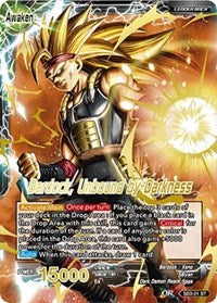Bardock, Unbound by Darkness SD3-01 ST