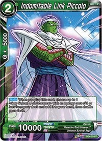 Indomitable Link Piccolo SD4-03 ST