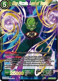 King Piccolo, Lord of Terror SD4-04 ST