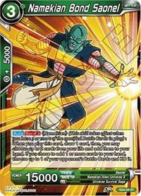 Namekian Bond Saonel SD4-05 ST
