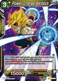 Power Charge Bardock SD5-02 ST
