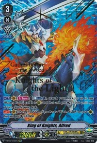 King of Knights, Alfred V-BT01/SV01EN