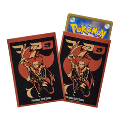 Pokemon Card Game Secret Teams Lysandre Sleeves