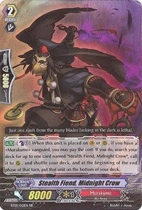 Stealth Fiend, Midnight Crow BT05/012EN RR