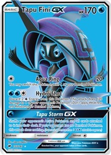 Tapu Fini GX (Full Art 133/147)