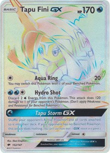 Tapu Fini GX (Secret 152/147)