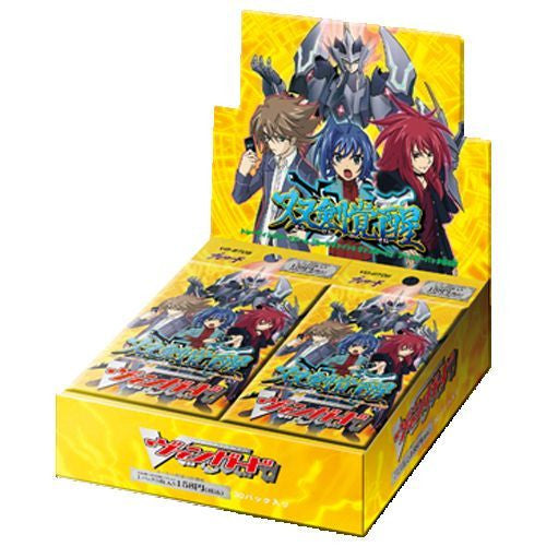 Cardfight Vanguard Awakening of Twin Blades Japanese Booster Box VG-BT05