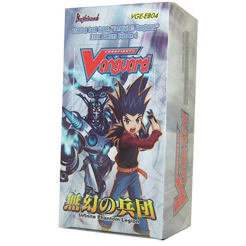 Cardfight Vanguard Infinite Phantom Legion Extra Booster VGE-EB04