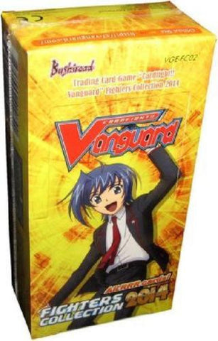 Cardfight Vanguard Fighters Collection 2014 Box
