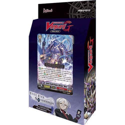 Cardfight Vanguard G Evil Eye Sovereign Trial Deck VGE-G-TD13