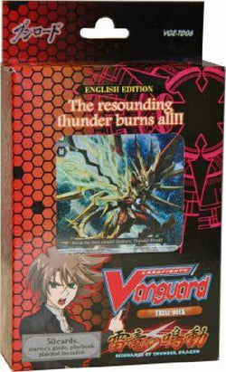 Cardfight Vanguard Resonance of Thunder Dragon Trial Deck VGE-TD06