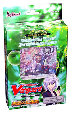 Cardfight Vanguard Successor of the Sacred Regalia Trial Deck VGE-TD13