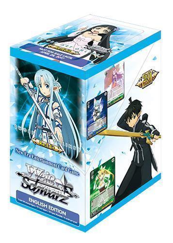 Weiss Schwarz Sword Art Online Re:Edit Booster Box