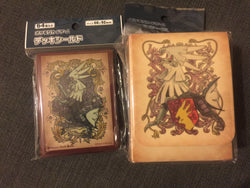 Pokemon Card Game Silvally Deck Box and Sleeves Combo