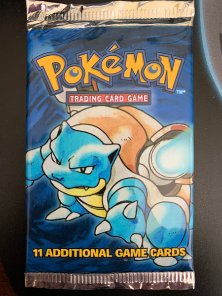 Pokemon Base Set Booster Pack
