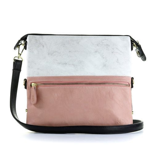 The Kynlee 6-in-1 Crossbody Bag