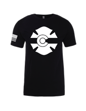 CO Flag Tee - Fire Fifty