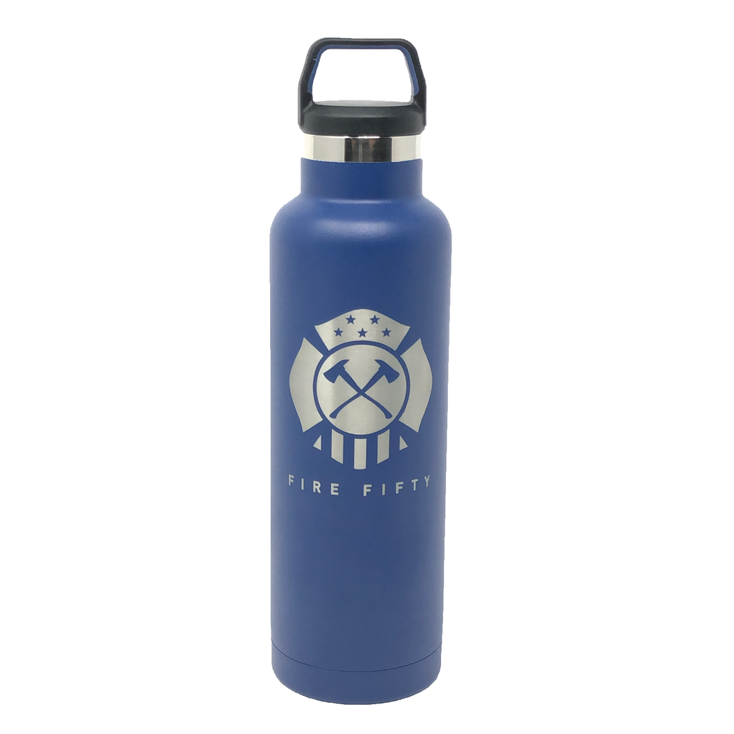 Fire Fifty 20oz Water Bottle