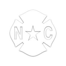 NC Flag Decal