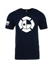 TX Flag Tee - Fire Fifty