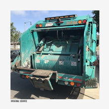 Garbage Truck 1 - Pretty Ugly Gallery
