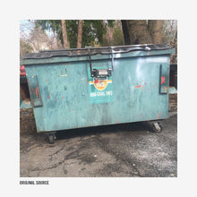 Green Dumpster 1 - Pretty Ugly Gallery