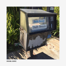 Newspaper Dispenser 1 - Pretty Ugly Gallery
