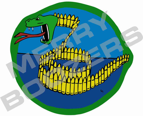 311th Fighter Squadron Sticker
