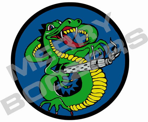 318th Fighter Squadron Sticker