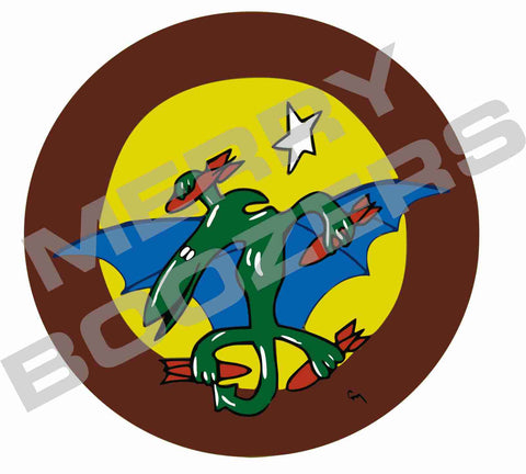 498th Bombardment Group Sticker