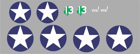 F4U Corsair Viva! Graphics Set