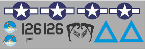P-47 Expected Goose Graphics Set
