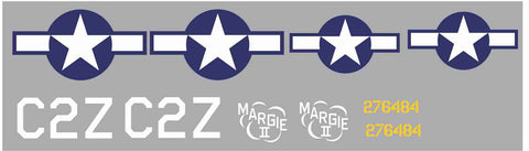 P-47 Margie II Graphics Set