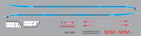 AL37 Nasa Graphics Set