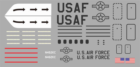 AL37 USAF Tanker Graphics Set