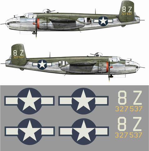 B-25 '8Z' Graphics Set