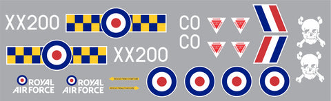 BAE Hawk T1 XX200 Graphics Set