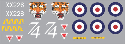 BAE Hawk T1 XX226 Graphics Set