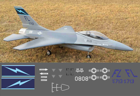 F-16 Florida Graphics Set
