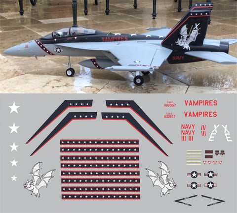 F-18 VX-9 Vampires Graphics Set