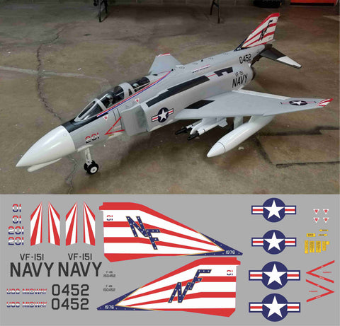 "F-4N Phantom II ""Bicentennial Phantom"" Graphics Set"