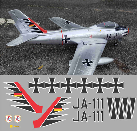 F-86 JA-111 Graphics Set