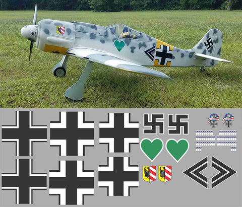 FW-190 Double Chevron