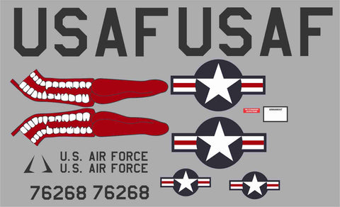 "L-19/O-1 ""Little Tuff"" Graphics Set"
