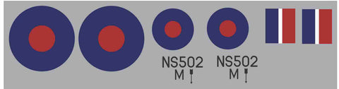 Mosquito NS502 Graphics Set