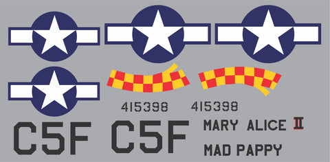 P-51D Mary Alice II