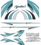 E-Flite Apprentice S Graphic Set
