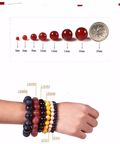 Beads Size Reference