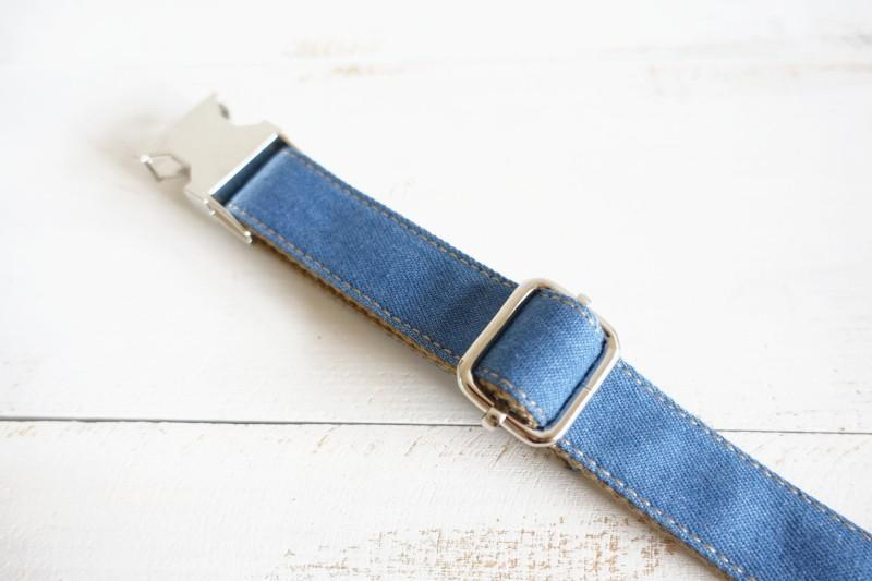 Dog Collar | Denim - Barker & Bone