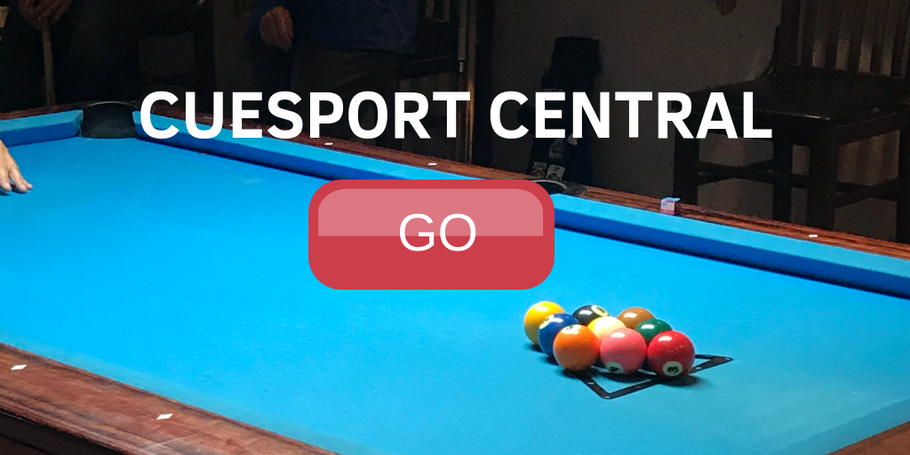 Introducing CueSport Central  - Tournament and League Fees Made Easy!